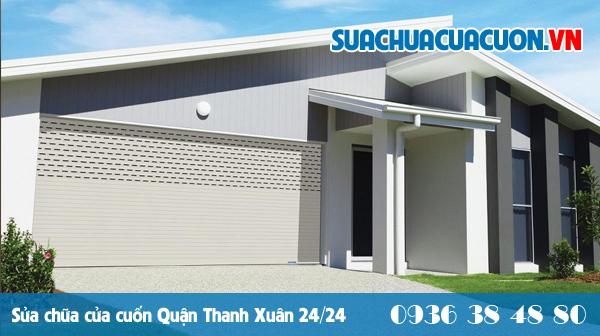 Sửa cửa cuốn quận Thanh Xuân