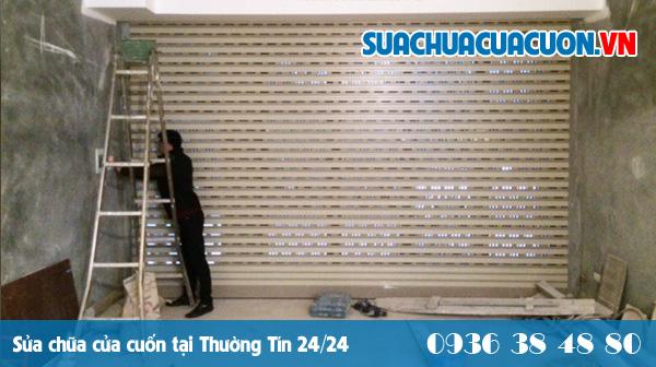 Sửa cửa cuốn huyện Thường Tín