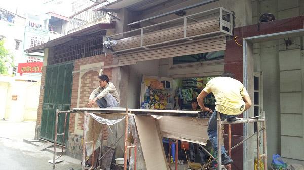 Sửa chữa cửa cuốn tại Biên Hòa