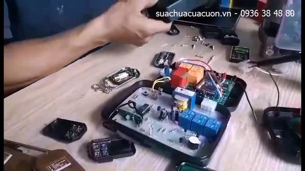 Video hướng dẫn phân biệt hệ gạt mã với nhận sóng