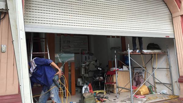 Sửa cửa cuốn tại Ninh Bình