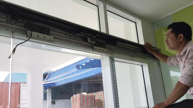 Sửa chữa cửa tự động tại Hà Nội