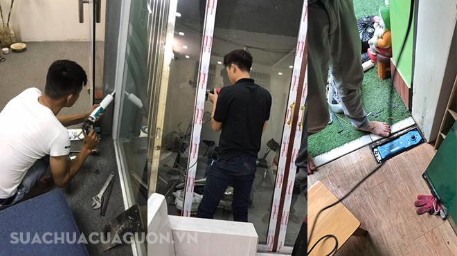 Sửa chữa cửa kính Thanh Hóa