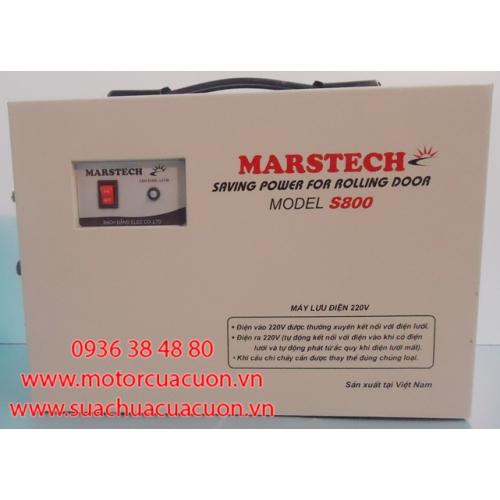 Lưu điện cửa cuốn Marstech 1000