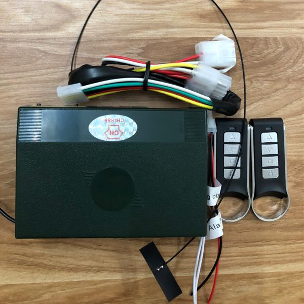 Bộ điều khiển cửa cuốn bằng Smartphone CH-S89 pro